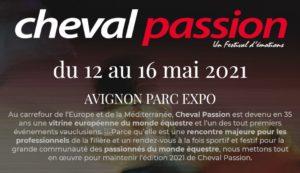Cheval passion reporté en mai 2021 - eurotek