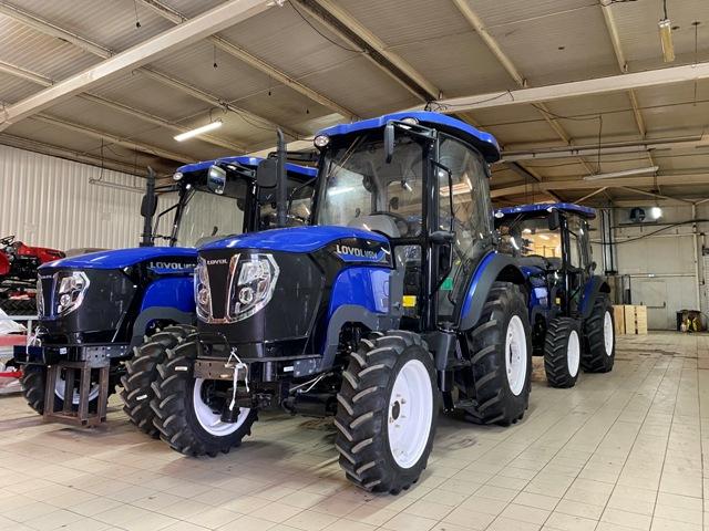 Tracteur Lovol 50cv - eurotek